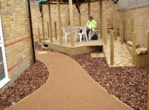 garden decking kent